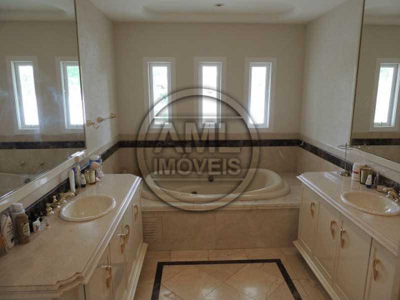 Banheiro Suíte 3 - Casa em Condominio À VENDA, Barra da Tijuca, Rio de Janeiro, RJ - TK54433 - 17