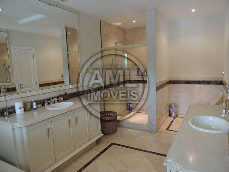Banheiro Suíte 3 - Casa em Condominio À VENDA, Barra da Tijuca, Rio de Janeiro, RJ - TK54433 - 18