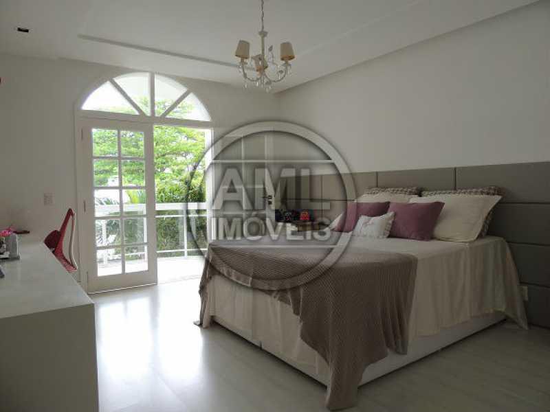 Suíte 4 - Casa em Condominio À VENDA, Barra da Tijuca, Rio de Janeiro, RJ - TK54433 - 21