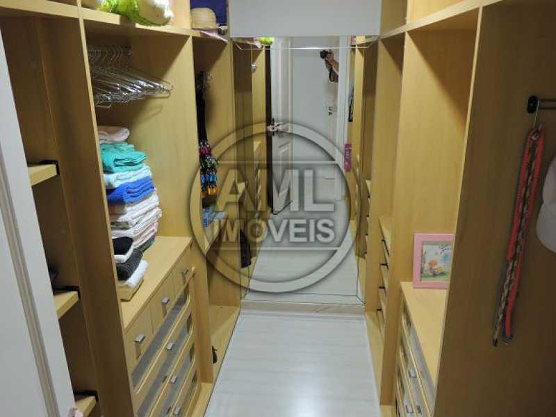 Closet Suíte 4 - Casa em Condominio À VENDA, Barra da Tijuca, Rio de Janeiro, RJ - TK54433 - 23