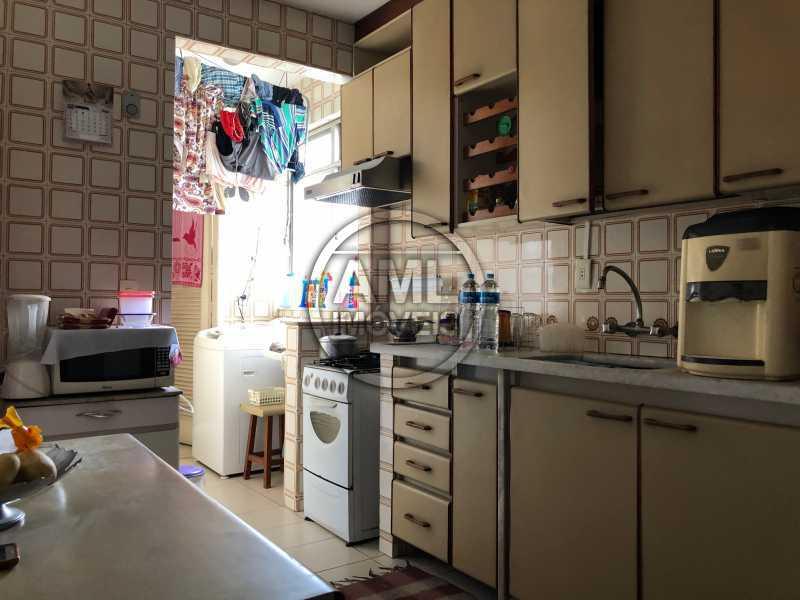 Cozinha - Apartamento 3 quartos à venda Maracanã, Rio de Janeiro - R$ 647.000 - TA34488 - 8
