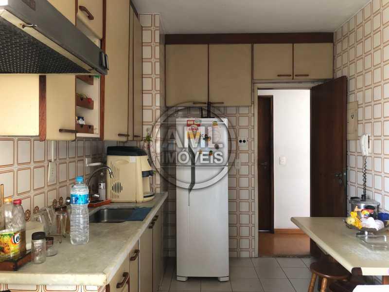 Cozinha - Apartamento 3 quartos à venda Maracanã, Rio de Janeiro - R$ 647.000 - TA34488 - 9