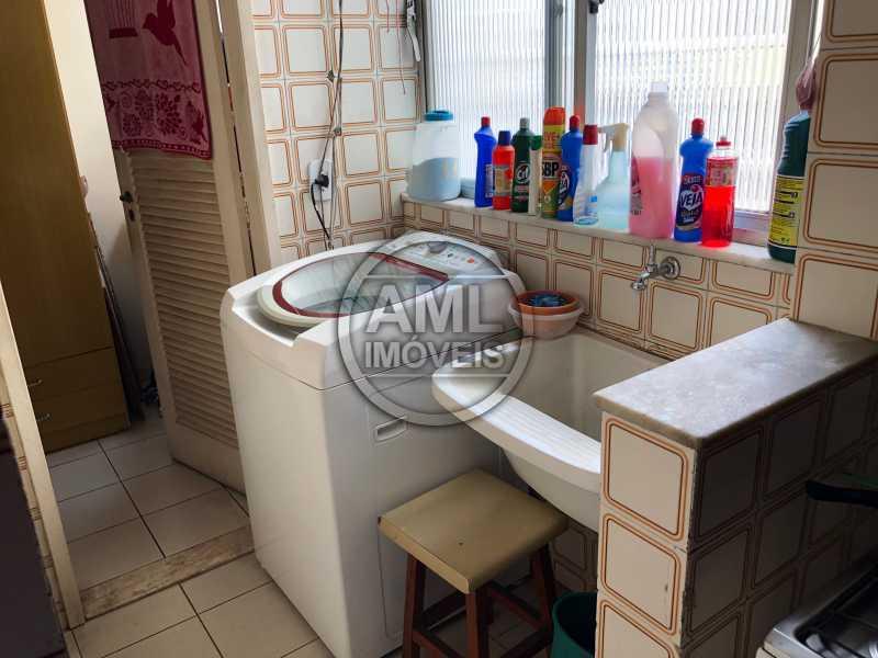 Área de serviço - Apartamento 3 quartos à venda Maracanã, Rio de Janeiro - R$ 647.000 - TA34488 - 10