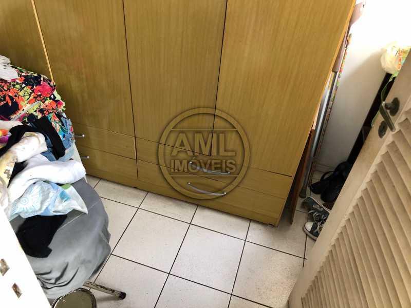 Quarto de serviço - Apartamento 3 quartos à venda Maracanã, Rio de Janeiro - R$ 647.000 - TA34488 - 11