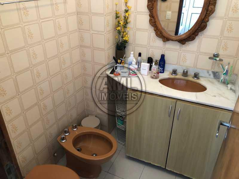 Banheiro Suíte - Apartamento 3 quartos à venda Maracanã, Rio de Janeiro - R$ 647.000 - TA34488 - 18