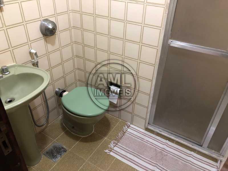 Banheiro - Apartamento 3 quartos à venda Maracanã, Rio de Janeiro - R$ 647.000 - TA34488 - 19