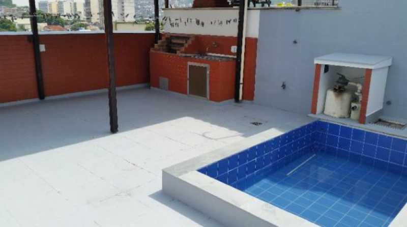 19 - Apartamento À Venda - Vila Isabel - Rio de Janeiro - RJ - TA44515 - 20