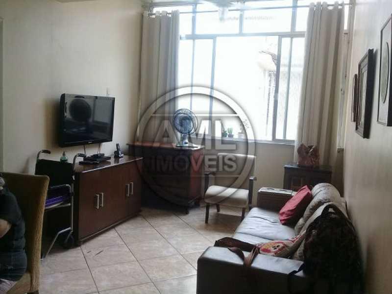 1 - Apartamento À Venda - Tijuca - Rio de Janeiro - RJ - TA24525 - 1