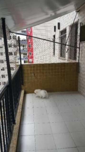 7 - Apartamento Tijuca,Rio de Janeiro,RJ À Venda,3 Quartos,100m² - TA34527 - 8