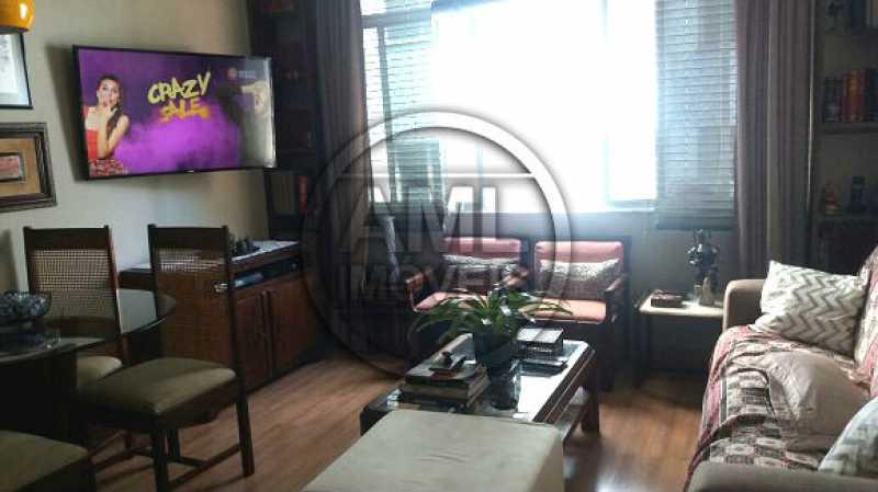 1 - Apartamento À Venda - Tijuca - Rio de Janeiro - RJ - TA24552 - 1