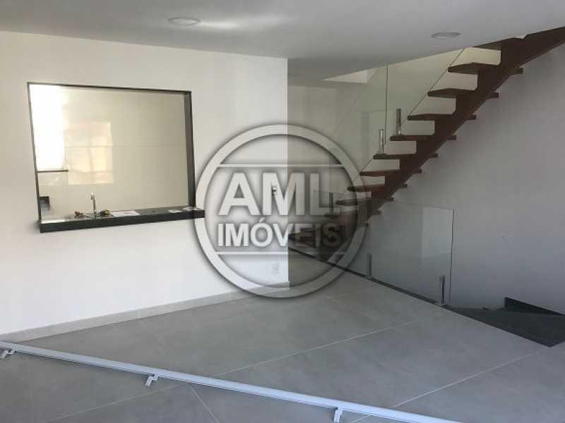 Sala - Casa em Condominio À Venda - Vila Isabel - Rio de Janeiro - RJ - TK34557 - 5