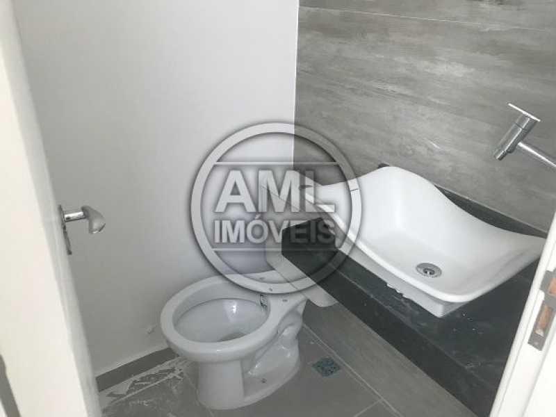 Lavabo - Casa em Condominio À Venda - Vila Isabel - Rio de Janeiro - RJ - TK34557 - 8