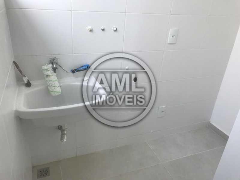 Área de serviço - Casa em Condominio À Venda - Vila Isabel - Rio de Janeiro - RJ - TK34557 - 9