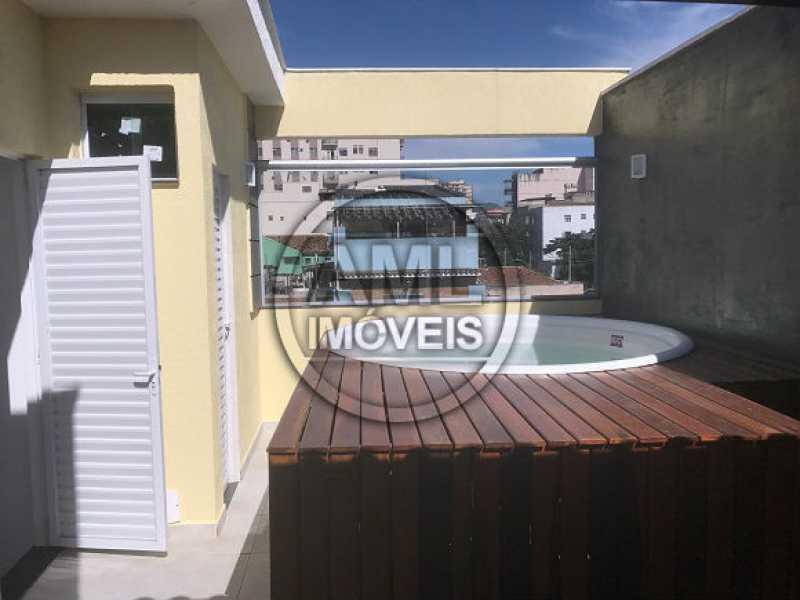 Terraço piscina - Casa em Condominio Vila Isabel,Rio de Janeiro,RJ À Venda,3 Quartos,120m² - TK34557 - 17