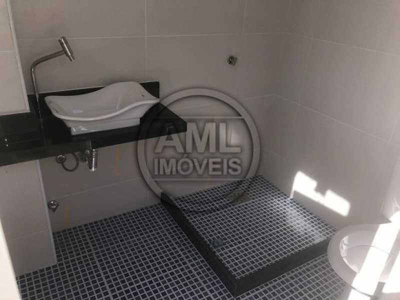 Banheiro terraço - Casa em Condominio Vila Isabel,Rio de Janeiro,RJ À Venda,3 Quartos,120m² - TK34557 - 21