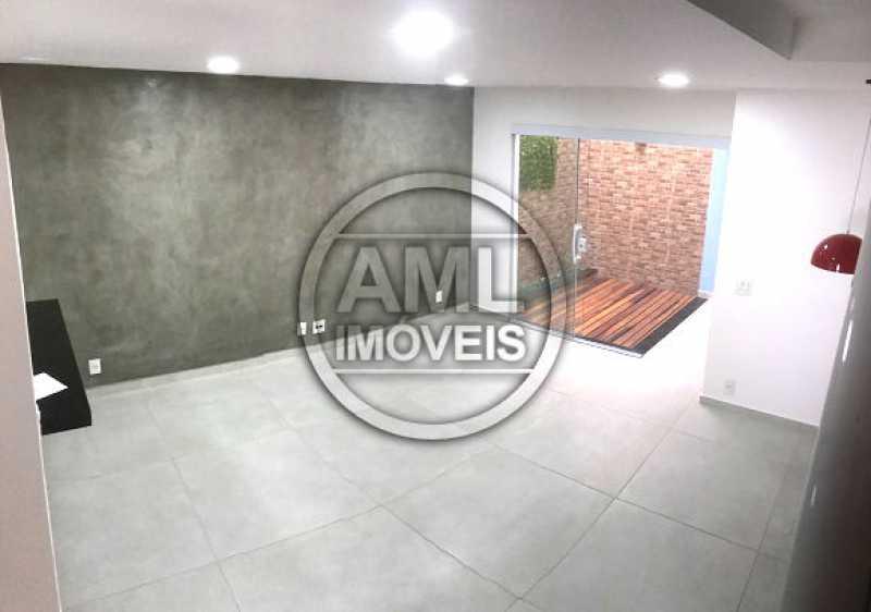 Sala - Casa em Condominio À Venda - Vila Isabel - Rio de Janeiro - RJ - TK34458 - 1