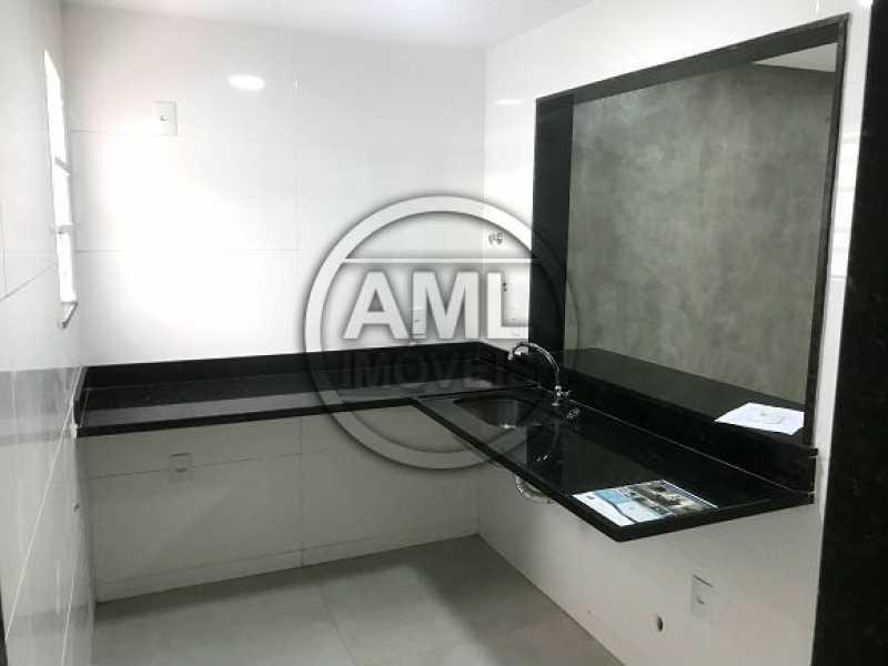 Cozinha - Casa em Condominio À Venda - Vila Isabel - Rio de Janeiro - RJ - TK34458 - 3