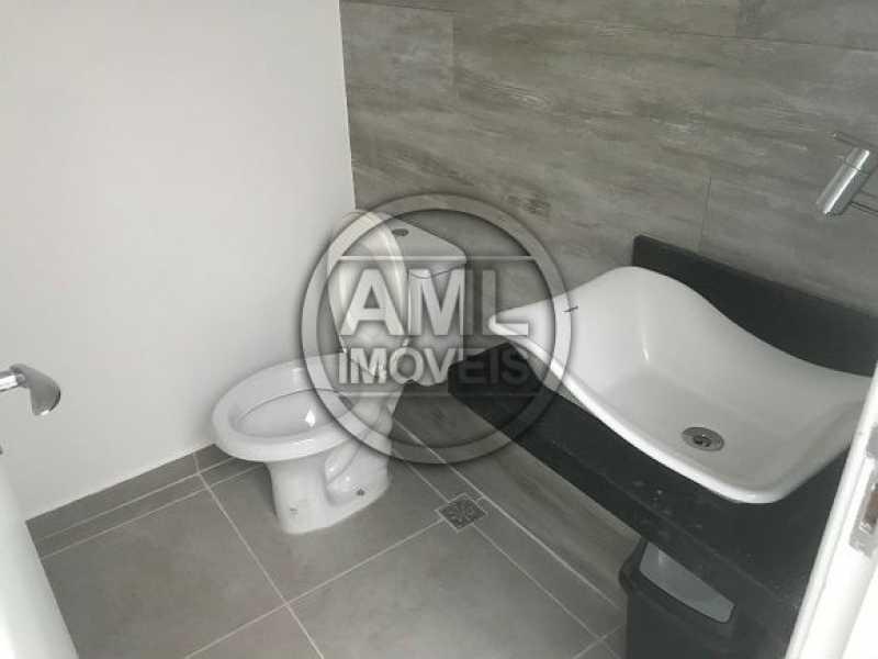 Lavabo - Casa em Condominio À Venda - Vila Isabel - Rio de Janeiro - RJ - TK34458 - 6