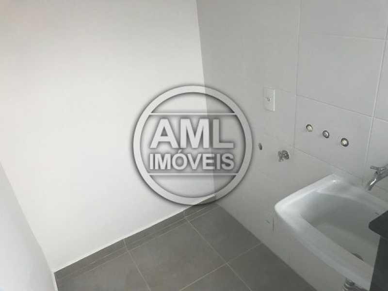 Área de serviço - Casa em Condominio À Venda - Vila Isabel - Rio de Janeiro - RJ - TK34458 - 7