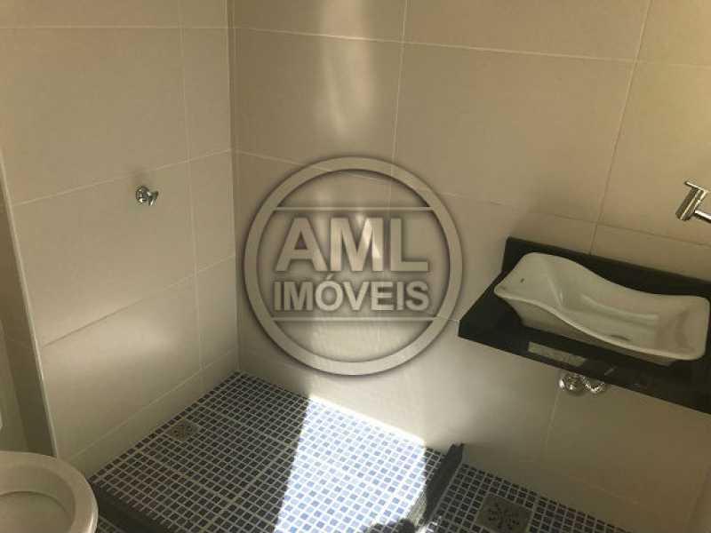 Banheiro terraço - Casa em Condominio À Venda - Vila Isabel - Rio de Janeiro - RJ - TK34458 - 18