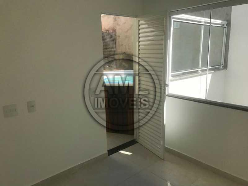 Quarto terraço - Casa em Condominio À Venda - Vila Isabel - Rio de Janeiro - RJ - TK34458 - 21