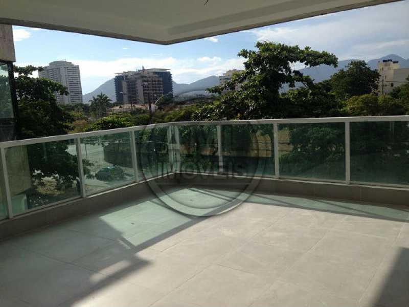 1 - Apartamento Recreio dos Bandeirantes,Rio de Janeiro,RJ À Venda,3 Quartos,122m² - TA34561 - 1
