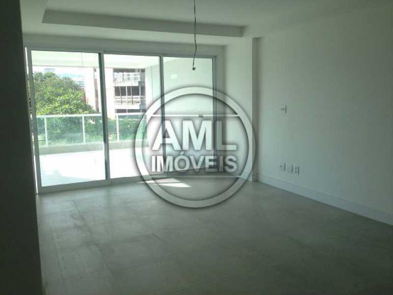 4 - Apartamento Recreio dos Bandeirantes,Rio de Janeiro,RJ À Venda,3 Quartos,122m² - TA34561 - 5