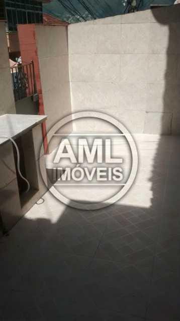 1 - Casa de Vila 2 quartos à venda Vila Isabel, Rio de Janeiro - R$ 230.000 - TK24569 - 3