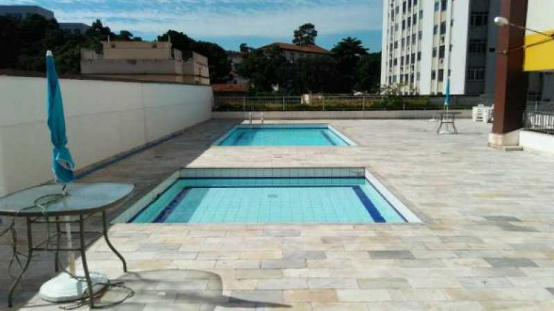 1 - Apartamento À VENDA, Vila Isabel, Rio de Janeiro, RJ - TA24587 - 1