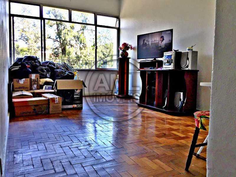 Sala - Apartamento À Venda - Tijuca - Rio de Janeiro - RJ - TA24707 - 1