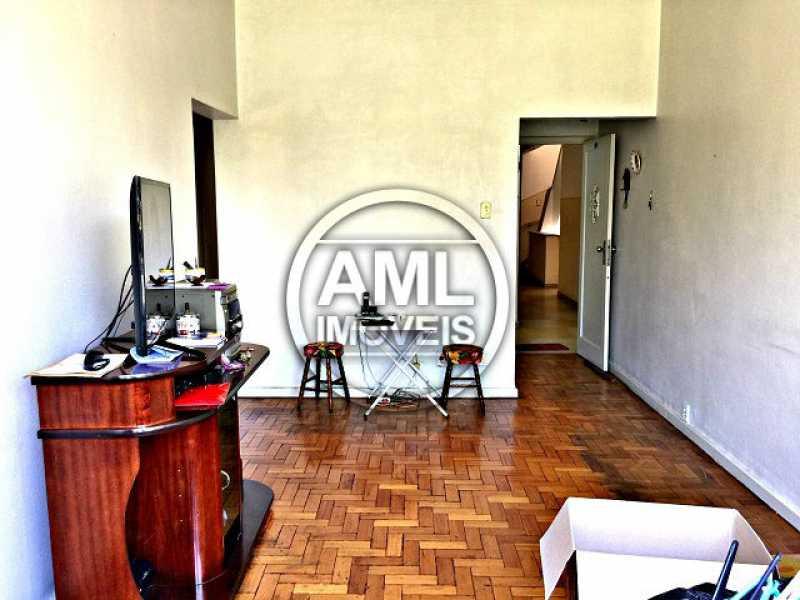 Sala - Apartamento À Venda - Tijuca - Rio de Janeiro - RJ - TA24707 - 4