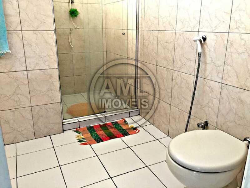 Banheiro - Apartamento À Venda - Tijuca - Rio de Janeiro - RJ - TA24707 - 9