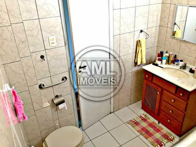 Banheiro - Apartamento À Venda - Tijuca - Rio de Janeiro - RJ - TA24707 - 11