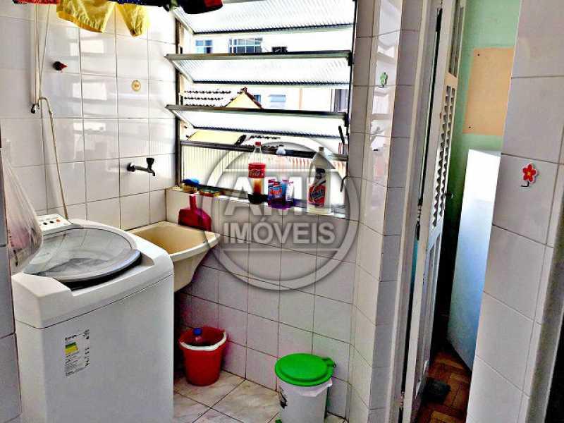 Área de serviço - Apartamento À Venda - Tijuca - Rio de Janeiro - RJ - TA24707 - 20