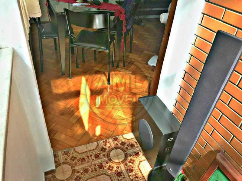 Sala - Apartamento Vila Isabel,Rio de Janeiro,RJ À Venda,2 Quartos,61m² - TA24712 - 6