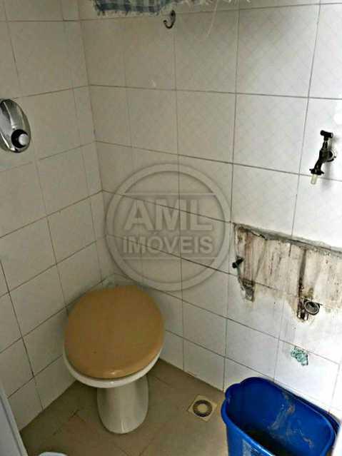 Banheiro de serviço - Apartamento Vila Isabel,Rio de Janeiro,RJ À Venda,2 Quartos,61m² - TA24712 - 24