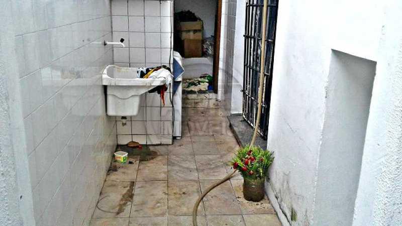 Área externa - Casa Tijuca,Rio de Janeiro,RJ À Venda,4 Quartos,300m² - TK44718 - 18