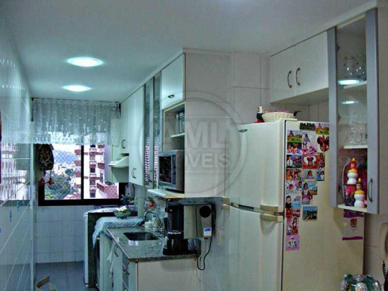 Cozinha - Apartamento 3 quartos à venda Barra da Tijuca, Rio de Janeiro - R$ 1.480.000 - TA34723 - 6