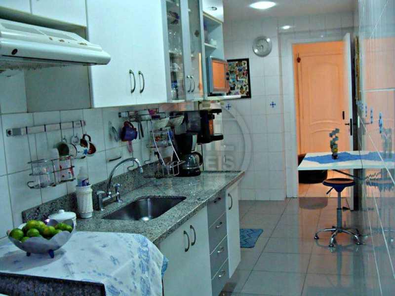 Cozinha - Apartamento 3 quartos à venda Barra da Tijuca, Rio de Janeiro - R$ 1.480.000 - TA34723 - 7