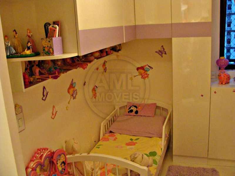 Quarto - Apartamento 3 quartos à venda Barra da Tijuca, Rio de Janeiro - R$ 1.480.000 - TA34723 - 8
