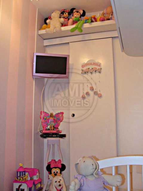 Quarto  - Apartamento 3 quartos à venda Barra da Tijuca, Rio de Janeiro - R$ 1.480.000 - TA34723 - 9