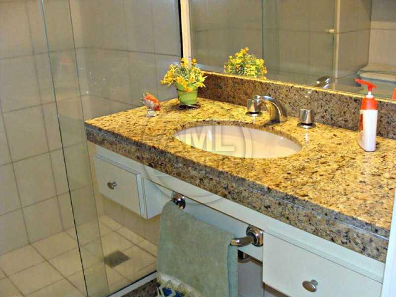 Banheiro social - Apartamento 3 quartos à venda Barra da Tijuca, Rio de Janeiro - R$ 1.480.000 - TA34723 - 10