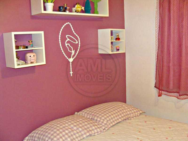 Quarto  - Apartamento 3 quartos à venda Barra da Tijuca, Rio de Janeiro - R$ 1.480.000 - TA34723 - 21
