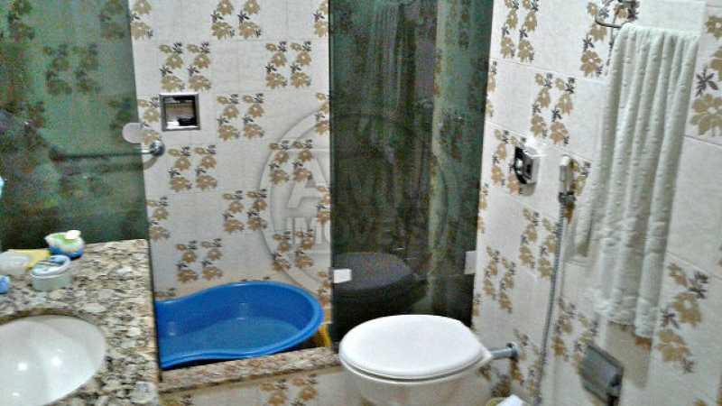 Banheiro - Apartamento À Venda - Tijuca - Rio de Janeiro - RJ - TA34728 - 10