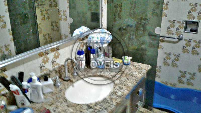 Banheiro - Apartamento À Venda - Tijuca - Rio de Janeiro - RJ - TA34728 - 11