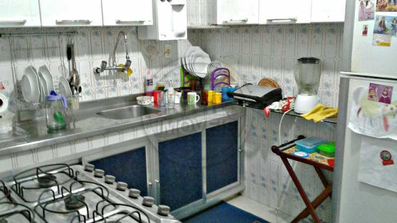 Cozinha - Apartamento À Venda - Tijuca - Rio de Janeiro - RJ - TA34728 - 14