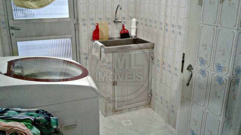 Área de serviço - Apartamento À Venda - Tijuca - Rio de Janeiro - RJ - TA34728 - 17