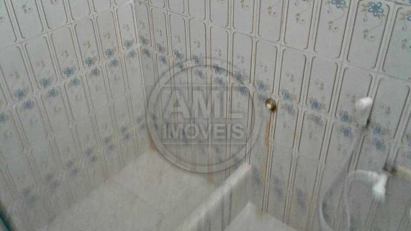 Banheiro de serviço - Apartamento À Venda - Tijuca - Rio de Janeiro - RJ - TA34728 - 20