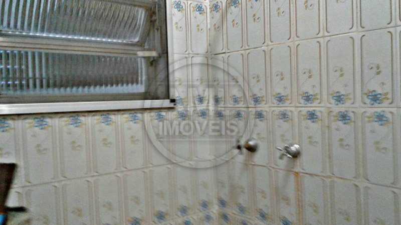 Banheiro de serviço - Apartamento À Venda - Tijuca - Rio de Janeiro - RJ - TA34728 - 19