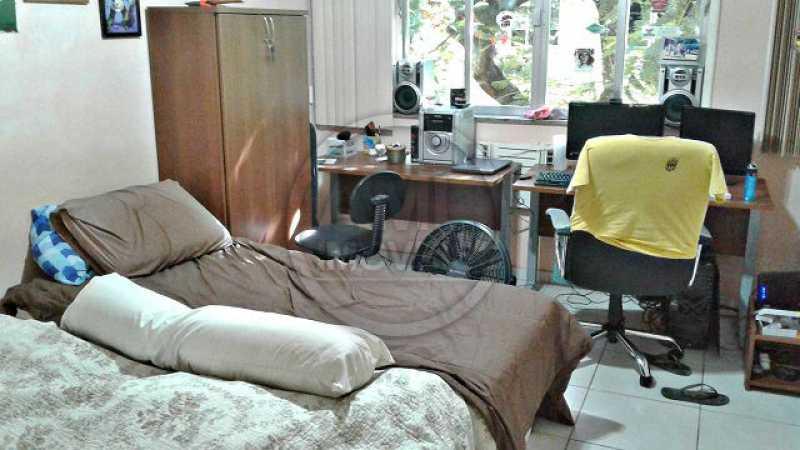 Quarto 1 - Apartamento Grajaú,Rio de Janeiro,RJ À Venda,3 Quartos,108m² - TA34732 - 8